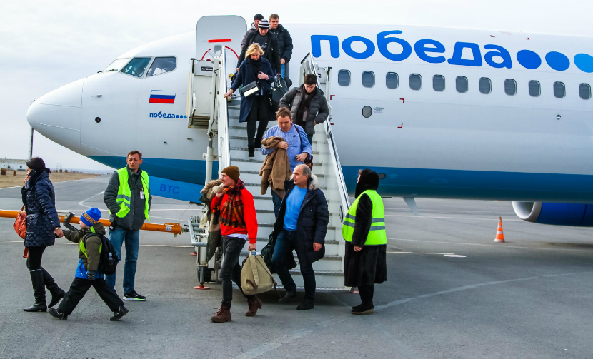 Сайт российского лоукостера обрушили дешевые билеты в Вену