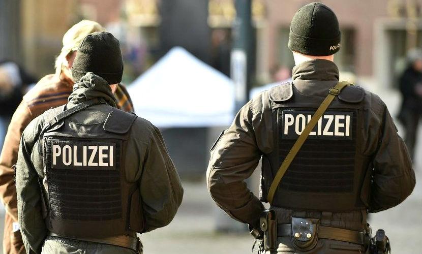 В Германии схватили вооруженного пособника террористов в Париже
