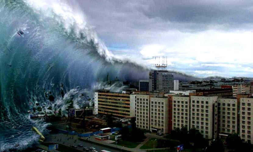 Дата всемирного потопа стремительно приблизилась, - NASA