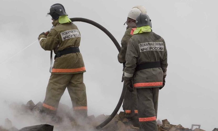 Более 400 человек эвакуированы из-за пожара в студенческом общежитии в Москве