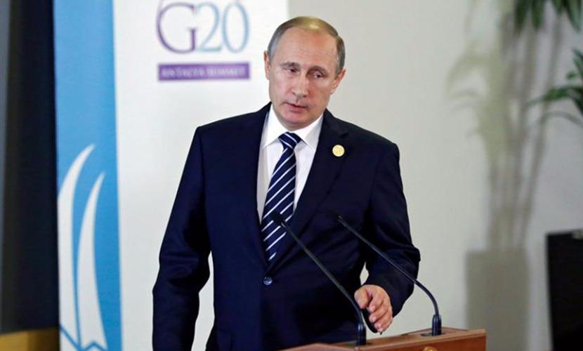 Путин представил на саммите G20 фотодоказательства торговли нефтью террористами