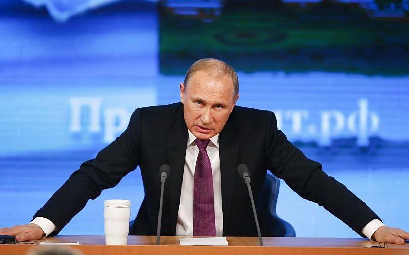 Forbes назвал Путина самым влиятельным человеком мира третий год подряд