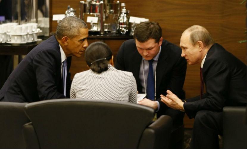 Стали известны подробности разговора Путина с Обамой на саммите G20 в Турции
