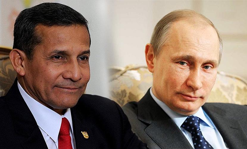 Россия и Перу стали стратегическими партнерами, - Путин