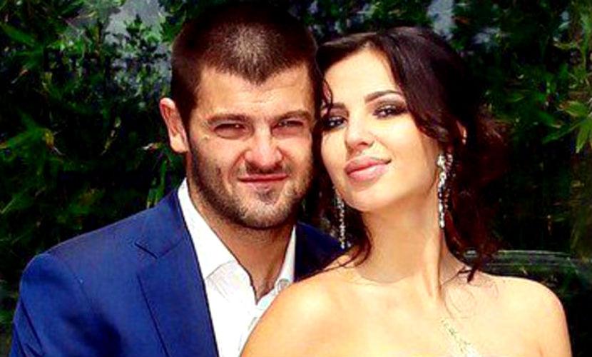 Юная супруга хоккеиста Александра Радулова родила ему сына