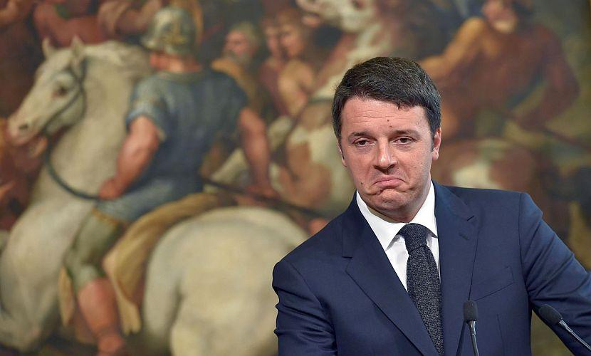 Холодная война Европы против России - путь в никуда, - премьер Италии Ренци