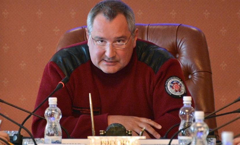 Теперь видно, кто на какой стороне находится в борьбе с террористами ИГ, - Рогозин