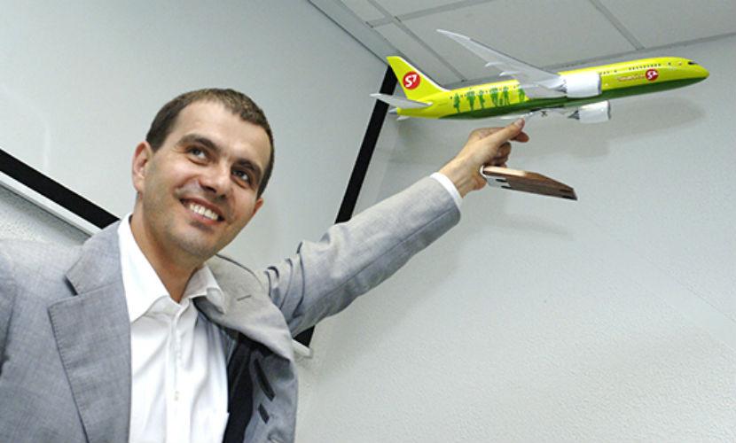 Авиакомпания S7 отказалась покупать контрольный пакет акций