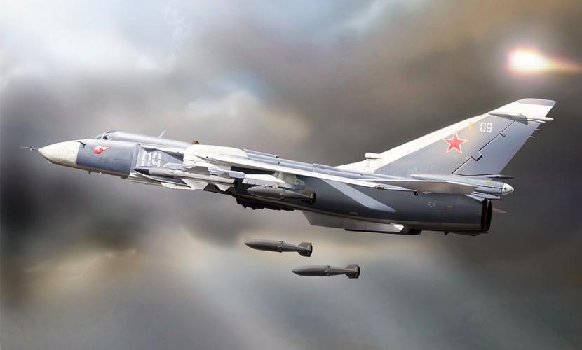 ВКС России уничтожили в Сирии объекты боевиков организаций ИГ и