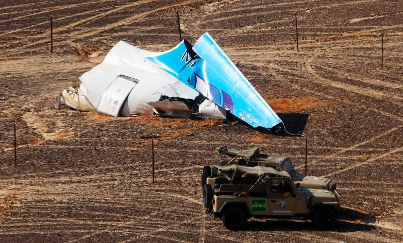 Самолет A321, потерпевший крушение в Египте, был технически исправен, - Airbus