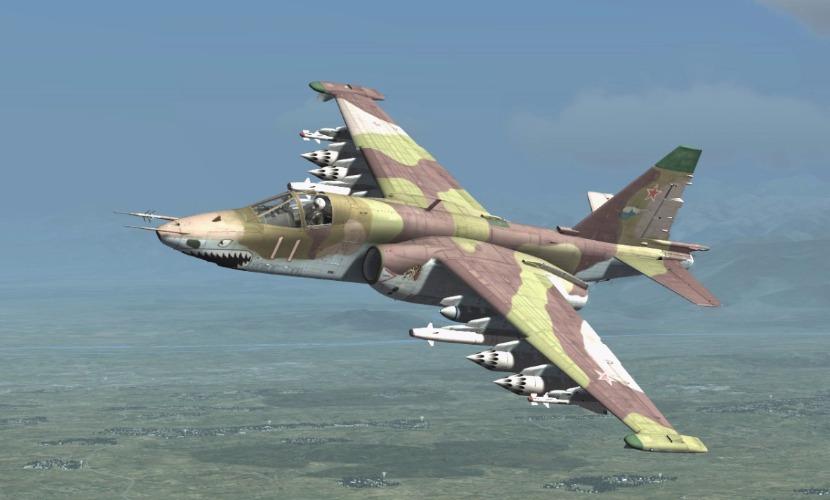 Российские боевые самолеты уничтожили в Сирии склады и бронетехнику боевиков ИГ