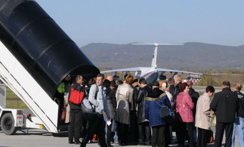 Самолет Варшава - Хургада экстренно приземлился из-за угрозы взрыва