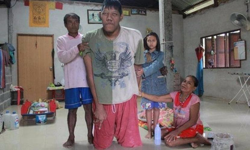 В таиландской больнице скончался самый высокий человек в мире