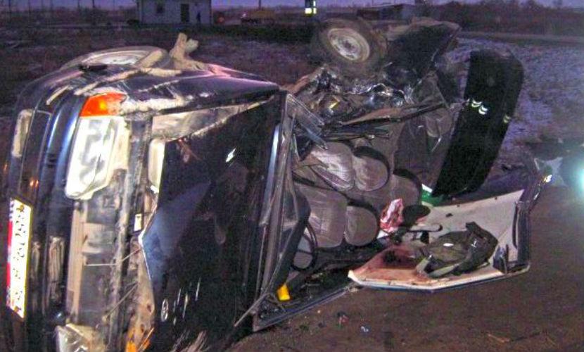 В страшной аварии под Ростовом погибли родители и сын