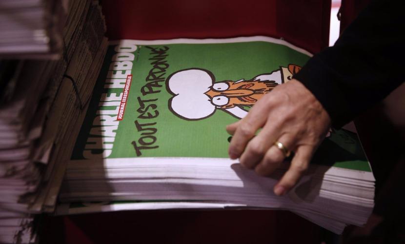 Charlie Hebdo надо экстрадировать в Россию и здесь судить, - депутат Госдумы