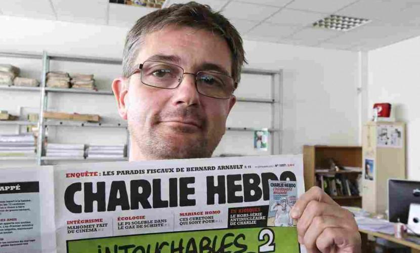 Скандальная редакция Charlie Hebdo осудила теракты в Париже и опубликовала 13 карикатур