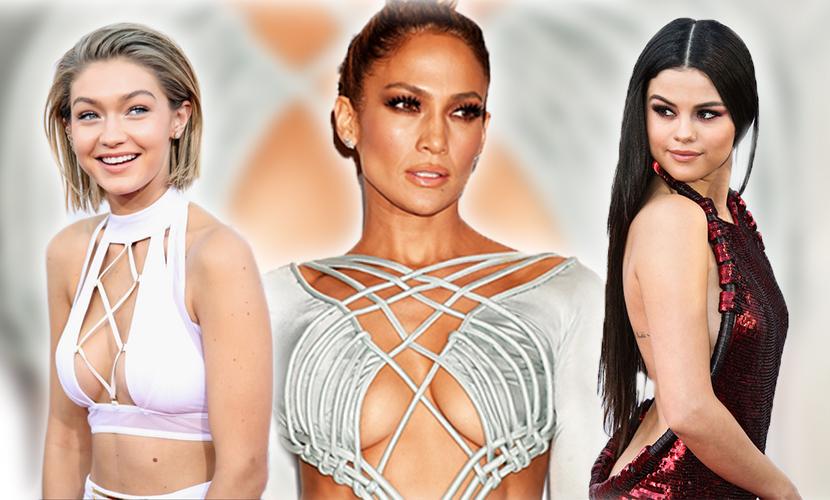 Ошеломляющие наряды показали звезды на American Music Awards 2015