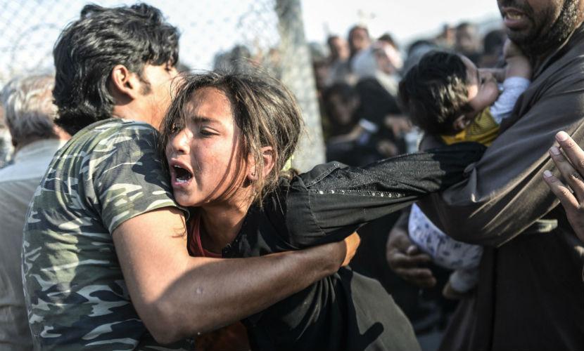 Интернет прослезился от любовного письма беженца из Сирии