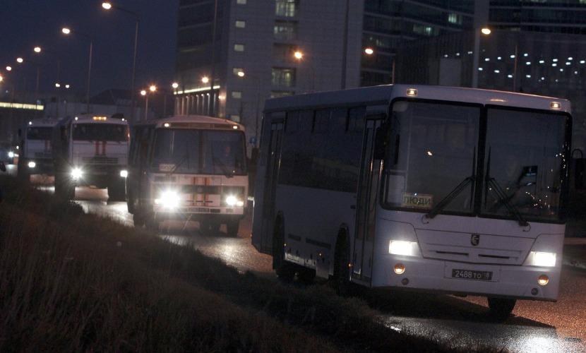 В Петербурге опознали первые девять тел погибших в авиакатастрофе над Синаем