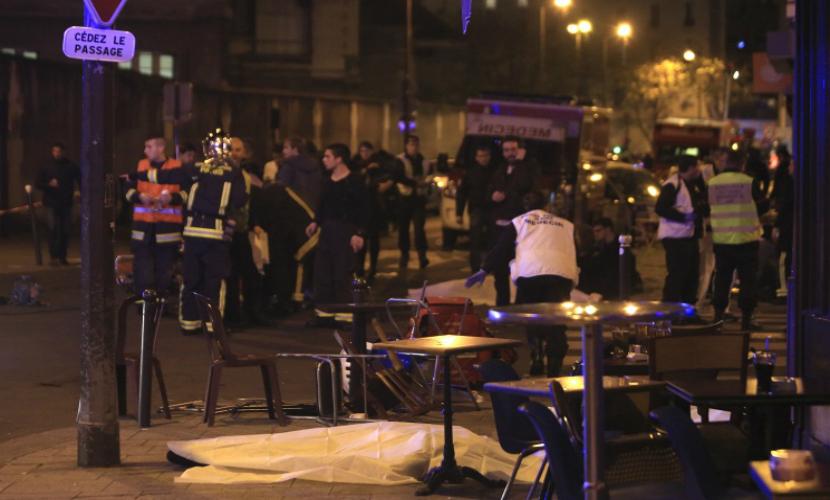 Террористы осуществили очередную массированную атаку на Париж