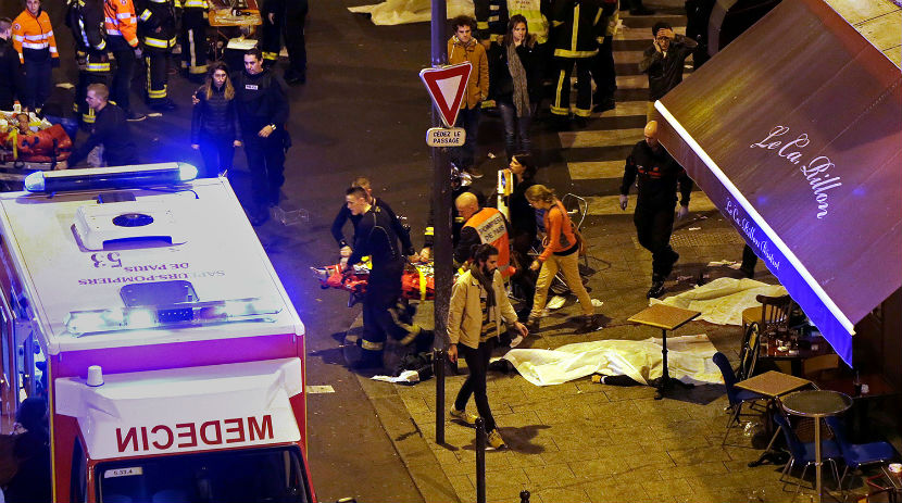 Сопредельные с Францией страны усиливают контроль за общей границей