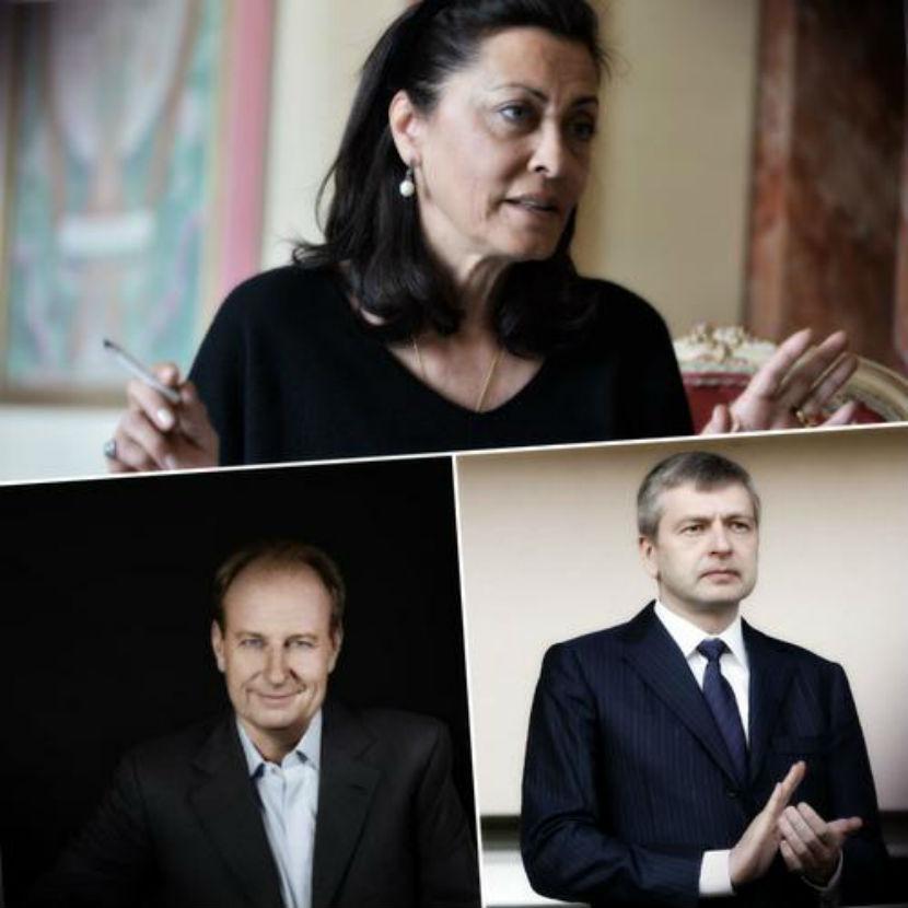 С 2003 года Бувье и Раппо обманывали российского миллиардера