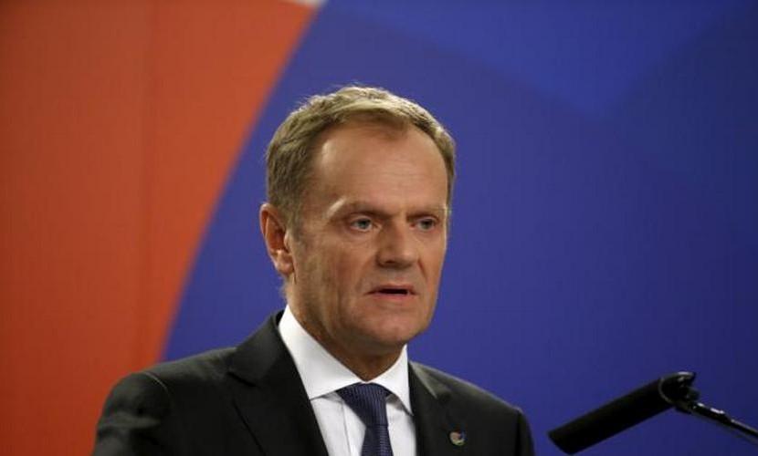 Дональд Туск обвинил Россию в росте потока беженцев в Евросоюз