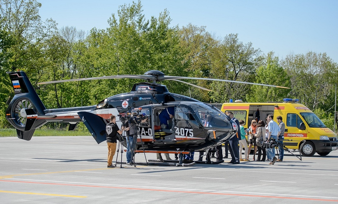 Полеты чиновников на медицинском вертолете заставили главу воронежского облздрава уйти в отставку