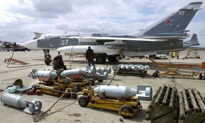 ВКС России уничтожили в Сирии почти 300 объектов террористов
