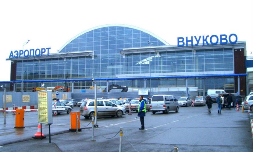 Во Внуково аварийно сел самолет: на борту сработала пожарная сигнализация