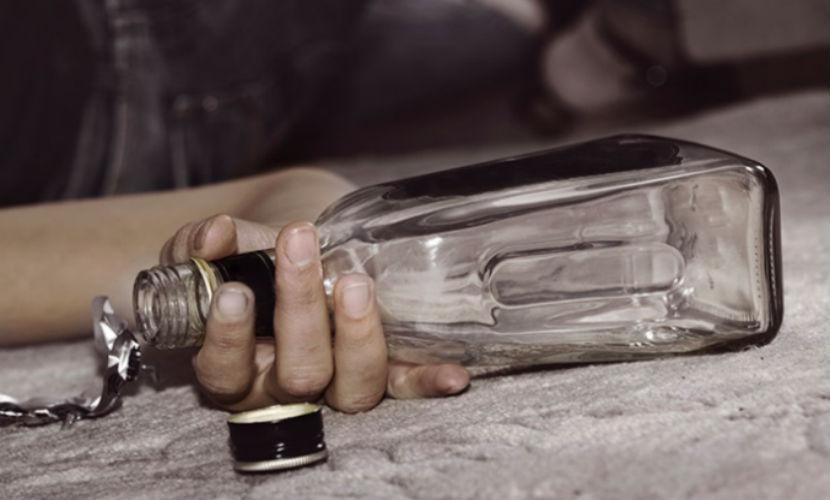 Литр водки в разгар рабочего дня погубил начальника цеха на Украине