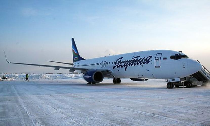 Неполадки на борту самолета заставили пилотов вернуться в аэропорт Якутска