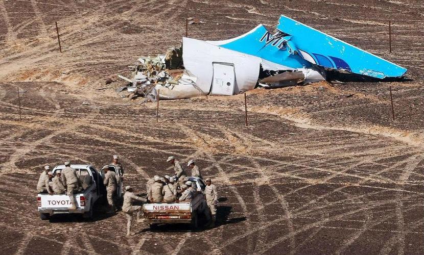 Задержаны сотрудники аэропорта Египта, причастные к взрыву российского A321