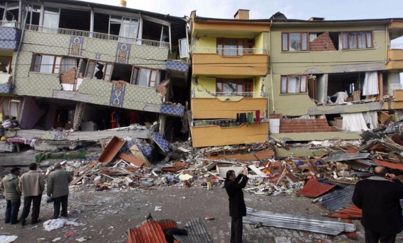 У берегов Греции произошло мощное землетрясение магнитудой 6,7