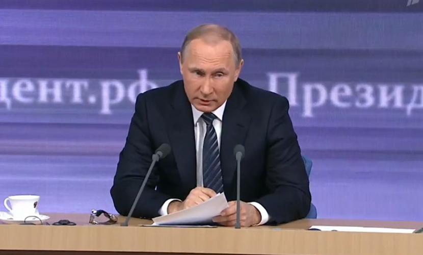 Путин признался, что доволен работой правительства РФ по борьбе с кризисом