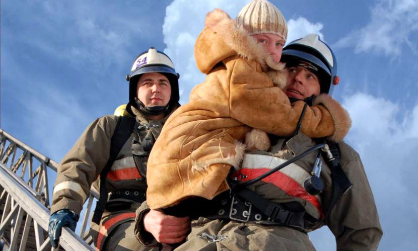 Календарь: 27 декабря - День спасателя России