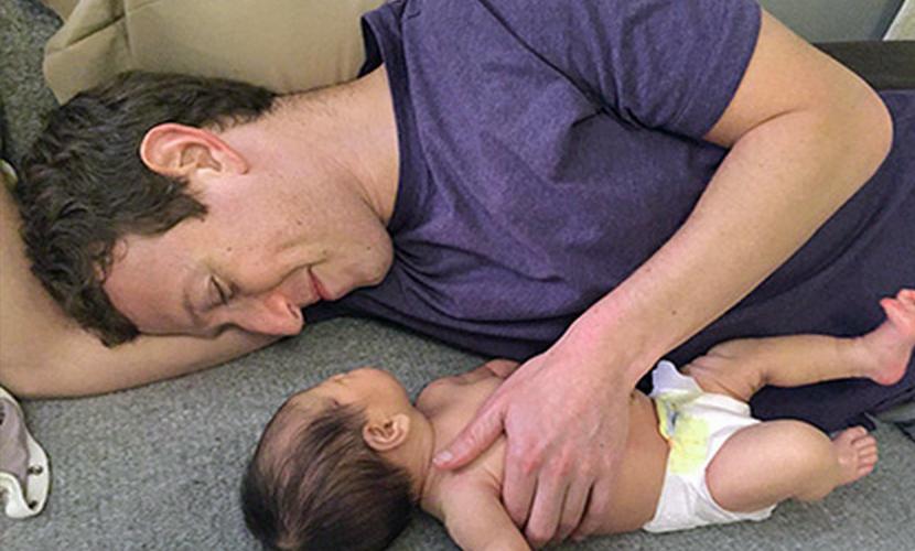Цукерберг показал фото крошечной дочери в костюме джедая из
