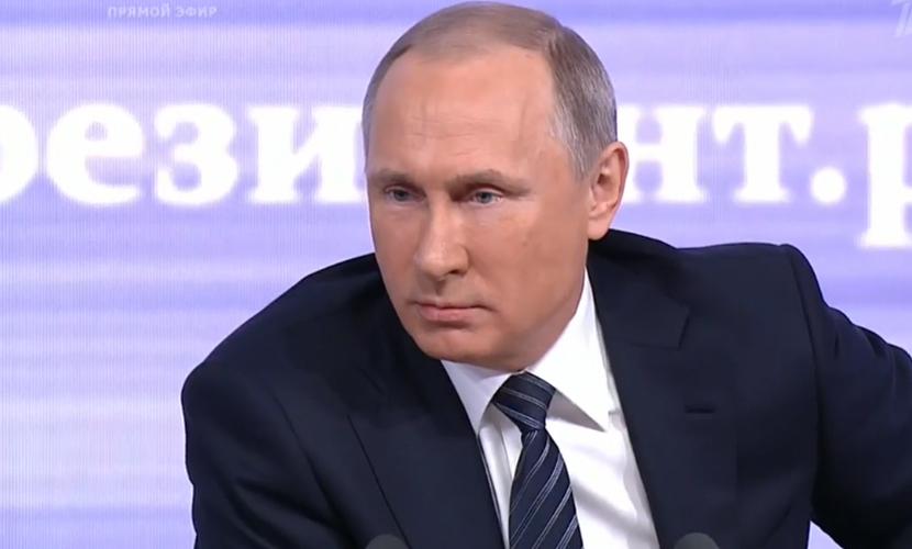 Путин высказался о необходимости наказания убийц Немцова