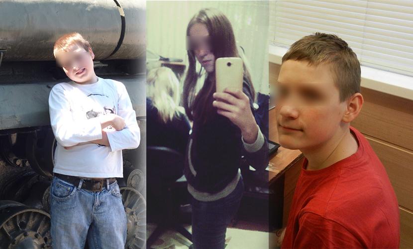 Родители опознали двух мальчиков и девочку, утонувших в Белгороде