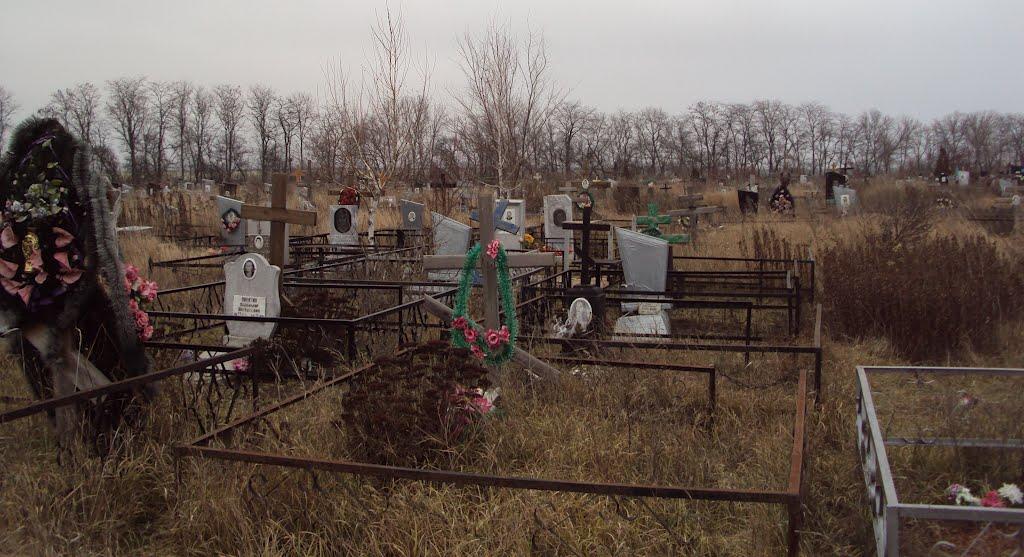 Вандалы из Украины разбили гробы и сняли золото с усопших в Ростове