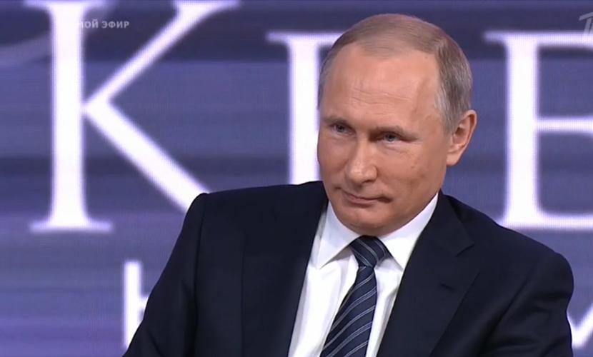 Путин: Россия готова сотрудничать с любым президентом США