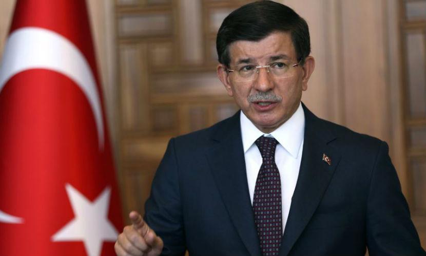 Давутоглу обвинил Асада в организации теракта в Анкаре и Россию - в использовании курдов