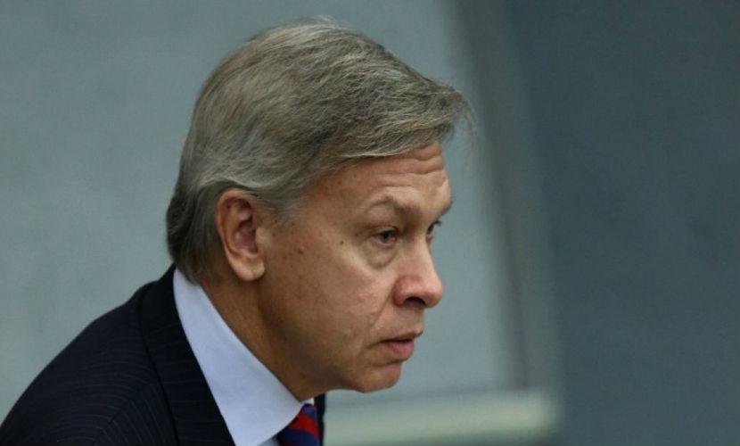 Администрация Обамы не намерена менять политику в отношении России, - Пушков
