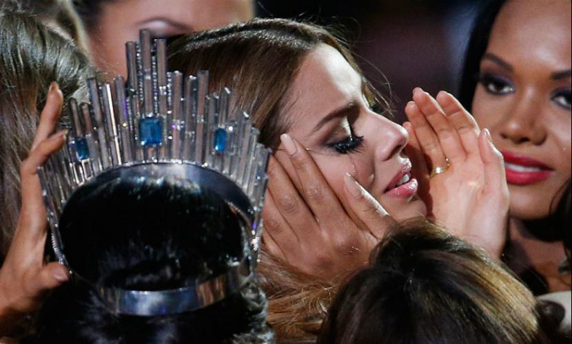 Колумбийке, которая стала «Мисс Вселенной» на несколько минут, предложили сняться в порно