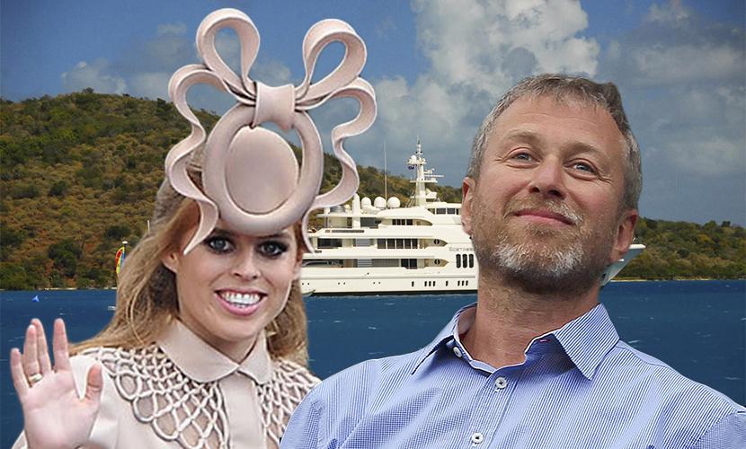 Абрамович отметит Новый год в компании самой скандальной внучки Елизаветы II