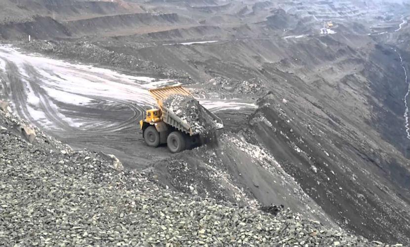 Названа причина обвала в угольном разрезе на Кузбассе, где погибли двое горняков