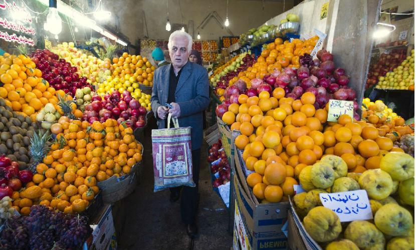 Правительство снижает цены на продукты питания, отменяя пошлины на товары из Ирана