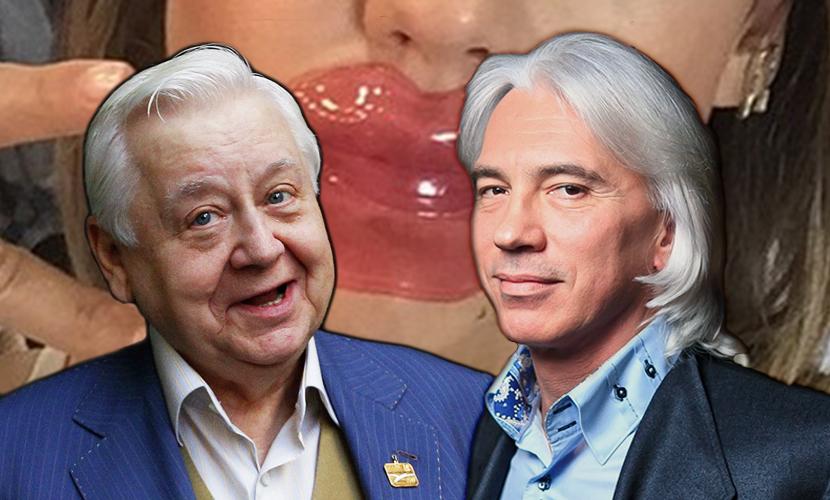Получив награды от Путина, Хворостовский и Табаков сделали