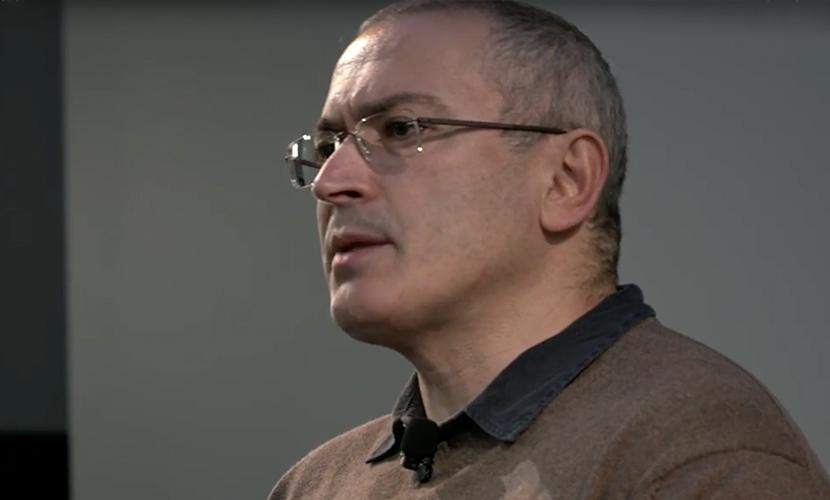 Ходорковский заявил о неизбежности революции в России