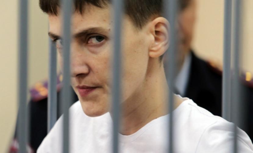 Украинская летчица Савченко уволила авдоката